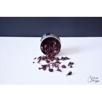 Breuvage délicieux et désaltérant aux fleurs d'hibiscus - Chez Figue