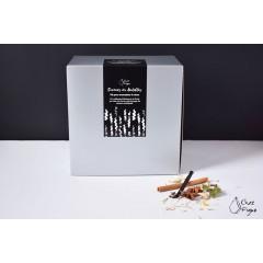 Kit pour aromatiser le rhum inspiré de la cuisine du monde