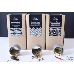 Kits de fabrication de gin / kits pour aromatiser l'alcool