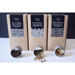Kits pour aromatiser la vodka inspirés de la cuisine du monde