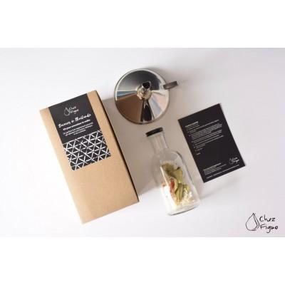 Kit pour aromatiser la vodka Saveurs de Thaïlande Chez Figue