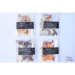 Mélanges de breuvages inspirés de la cuisine du monde