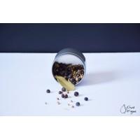 Mélange d'épices pour le gin maison Chez Figue